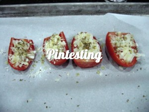 Loaded Tomatoes