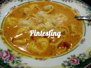 Serve with shredded Parmesan