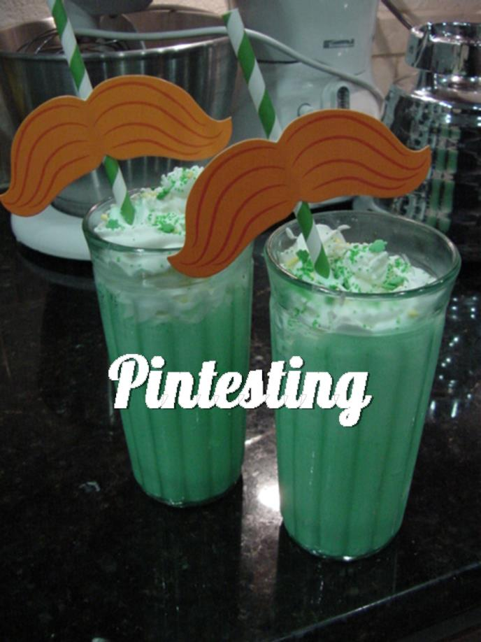 Pintesting The Best Ever Copycat Shamrock Shake