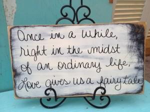 Real Love Fairy Tale