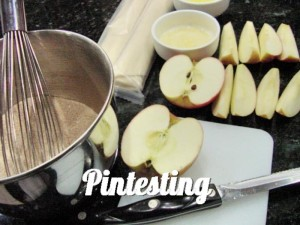 Mini Apple Pies - Prepped - Pintesting