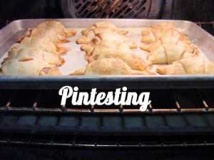 Mini Apple Pies - Sprinkle and Bake - Pintesting