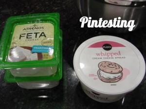 Whipped Feta - Ingredients - Pintesting