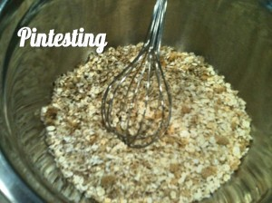 Baked Pumpkin Pie Oatmeal Mix Dry - Pintesting