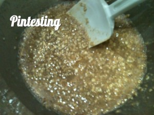 Baked Pumpkin Pie Oatmeal Mix Thoroughly - Pintesting