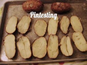 Baked Potato Soup - Potatoes - Pintesting
