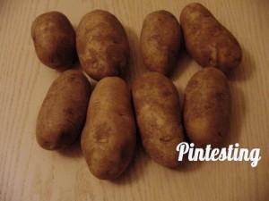 Outback Style Baked Potato - Potatoes - Pintesting