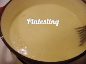 Baked Potato Soup - Blend Cheese - Pintesting
