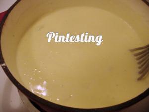 Baked Potato Soup - Blend Cheese - Pintesting