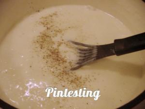 Baked Potato Soup - S+P - Pintesting
