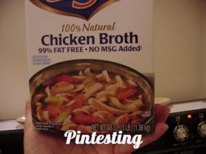 Baked Potato Soup - The secret ingredient - Pintesting
