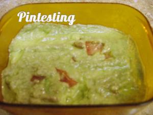 Saving Guacamole 6 - Pintesting