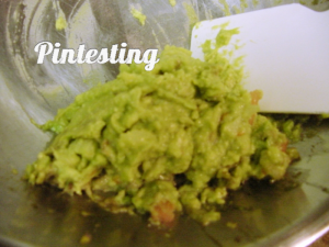 Saving Guacamole - Pintesting