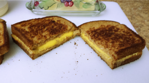 Grilled Cheese Cook-off - Grilled Butter - Pintesting