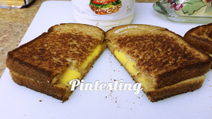 Grilled Cheese Cook-off - Grilled Mayo - Pintesting