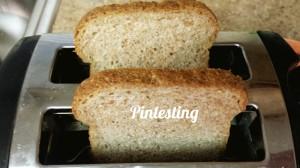 Egg Salad BLTA Sandwich Ezekiel Bread Toast