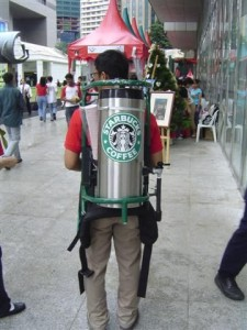 Starbucks to go