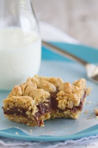 Pintesting - Oatmeal Fudge Bars - ORIGINAL PIN