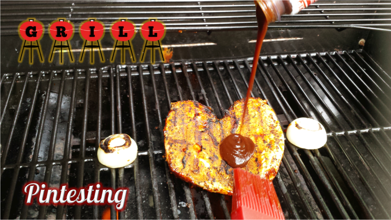 Pintesting How to make your grill non-stick