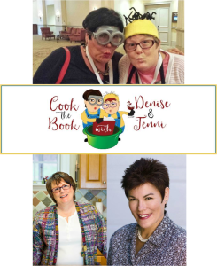Cook the Book with Denise and Jenni
