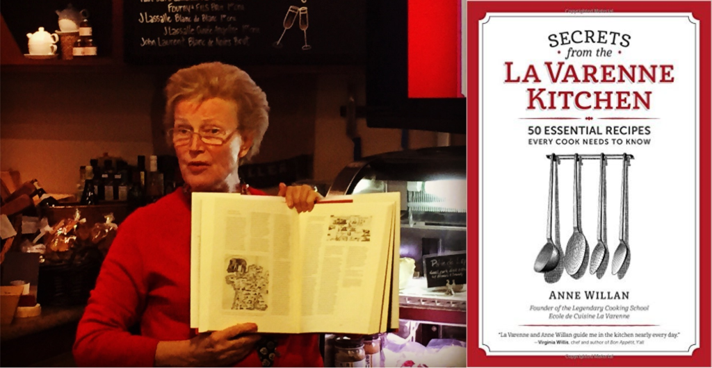 Pintesting Cook the Book Bechamel - Anne Willan Secrets from the La Varnne Kitchen