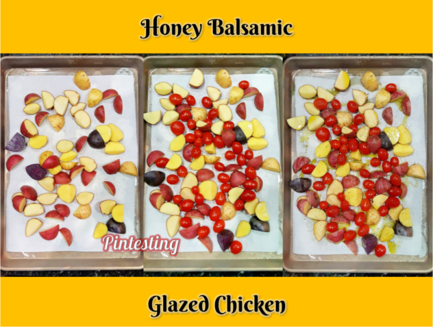 Pintesting Honey Balsamic Chicken