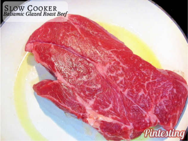 how to cook roast beef in a slow cooker